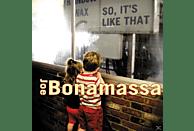 Joe Bonamassa - So, It's Like That [Vinyl]