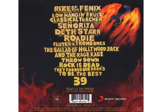 Tenacious D - Rize Of The Fenix  - (CD)
