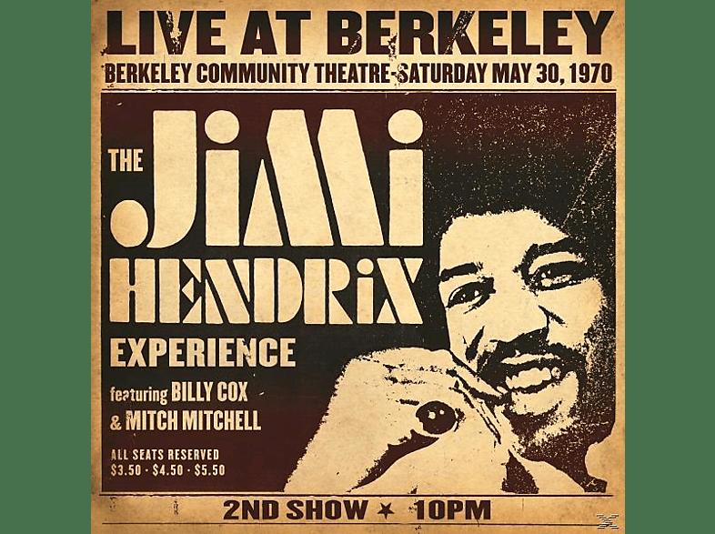 Jimi Hendrix - Live At Berkeley [Vinyl]
