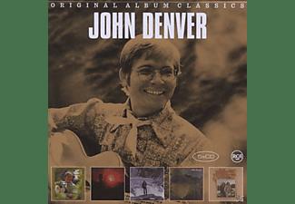 John Denver - ORIGINAL ALBUM CLASSICS  - (CD)