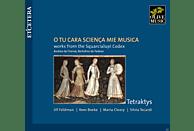 Tetraktys - O Tu Cara Scienca Mie Musica [CD]