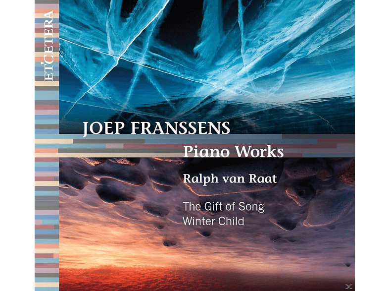 Ralph Van Raat - Gift Of Songs/Winter Child [CD]