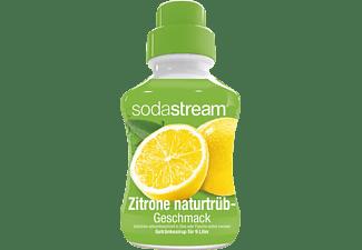 SODASTREAM 1021151491 Sirup Zitrone Naturtrüb
