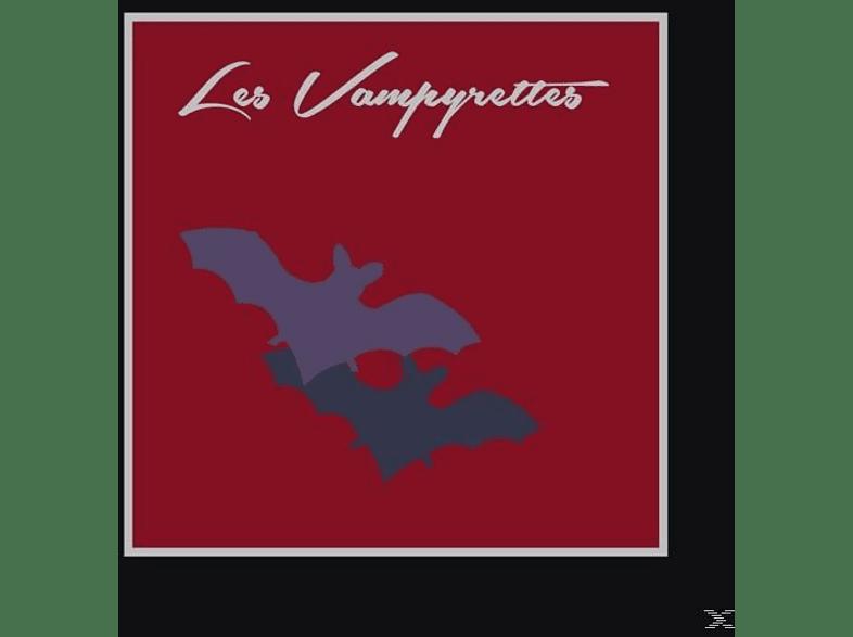 Les Vampyrettes (H.Czukay/Conny Plank) - Les Vampyrettes (Blue Vinyl/Poster/Ltd.) [Vinyl]