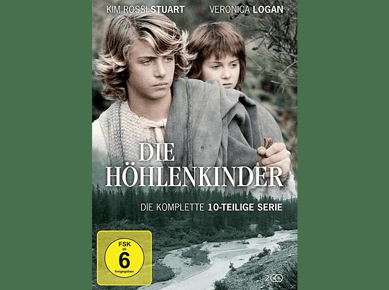 Die Höhlenkinder - Die komplette Serie [DVD]