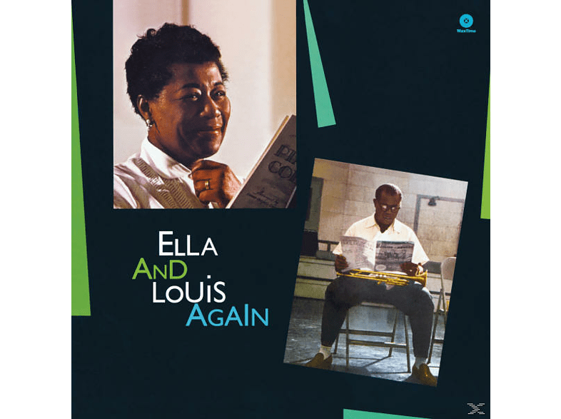 Ella Fitzgerald, Ella Fitzgerald & Louis Armstrong - Ella & Louis Again [Vinyl]