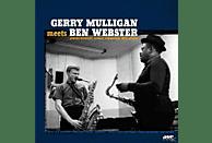 MULLIGAN / WEBSTER, MULLIGAN,GERRY & Webster, Ben - GERRY MULLIGAN MEETS BEN WEBSTER [Vinyl]