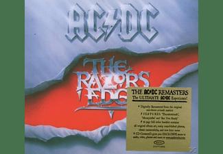 AC/DC - THE RAZOR S EDGE (DIGITAL REMASTERED)  - (CD)