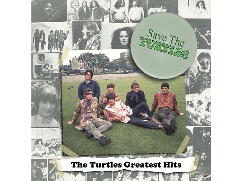 The Turtles - SAVE THE TURTLES - GREATEST HITS [Vinyl]