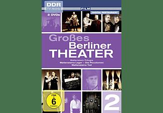 Grosses Berliner Theater, Vol. 2 - Wallenstein-Trilogie DVD