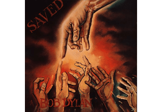Bob Dylan - Saved (CD)