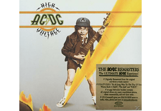 AC/DC - High Voltage - Remastered (CD)