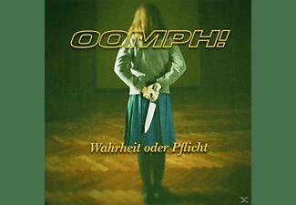 Oomph! - WAHRHEIT ODER PFLICHT (ENHANCED)  - (CD EXTRA/Enhanced)