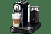 DELONGHI EN266BAE Nespresso Citiz & Milk Kapselmaschine Limousine Black