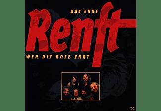 Klaus Combo Renft - WER DIE ROSE EHRT - DAS ERBE  - (CD)