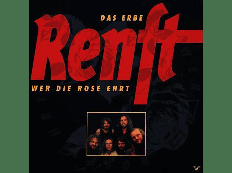 Klaus Combo Renft - WER DIE ROSE EHRT - DAS ERBE [CD]