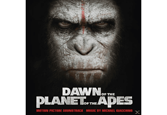 O.S.T. - Dawn Of The Planet Of The Apes  - (Vinyl)
