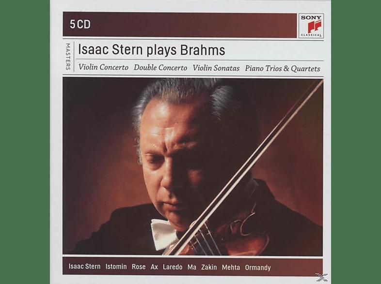 Isaac Stern - Isaac Stern Plays Brahms [CD]