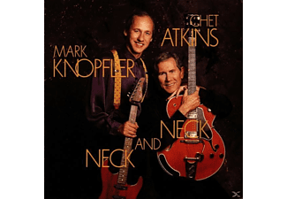 Chet Atkins & Mark Knopfler - Neck And Neck (CD)