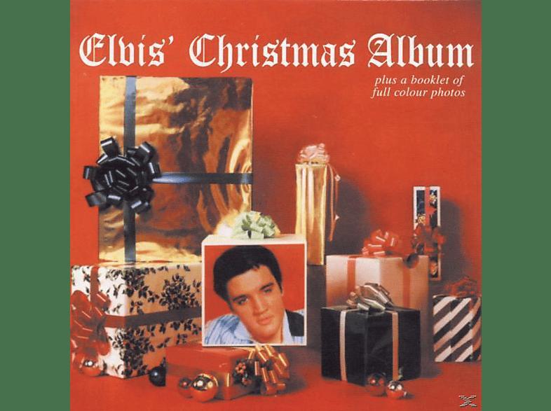 Elvis Presley - Elvis: Christmas Album [CD]