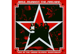 Rage Against The Machine - LIVE FROM THE OLYMPIC AUDITORIUM [CD]