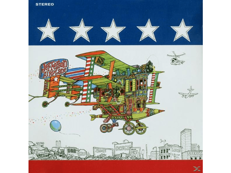 Jefferson Airplane - AFTER BATHING AT BAXTER S [CD]