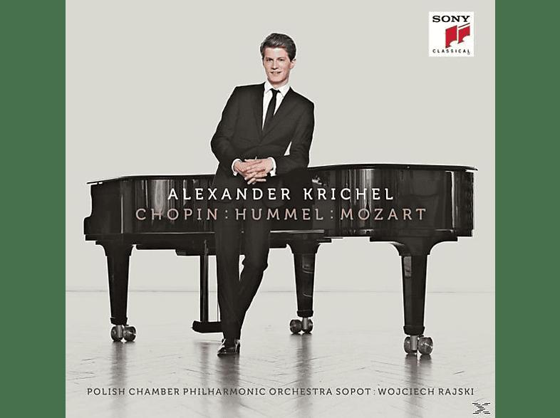 Krichel,A./Polnische Kammerphilh.Sobot/Raijski,W. - Chopin-Mozart-Hummel [CD]