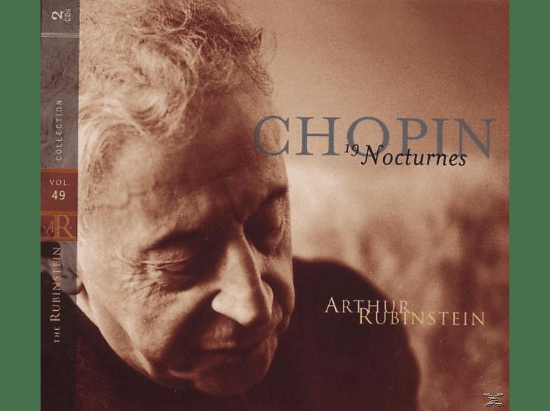 Arthur Rubinstein - 19 Nocturnes [CD]