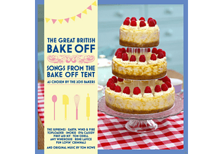 Amy Winehouse, Gipsy Kings, OST/VARIOUS - The Great British Bake Off  - (CD)