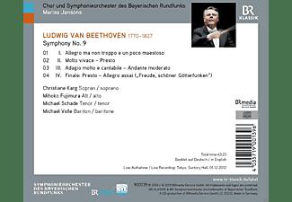 Christiane Karg, Mihoko Fujimura, Michael Schade, Michael Volle, Chor Und Symphonieorchester Des Bayerischen Rundfunks - Beethoven: Symphony No. 9  - (CD)