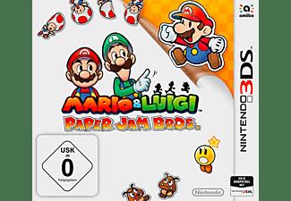 Mario und Luigi: Paper Jam Bros. - [Nintendo 3DS]