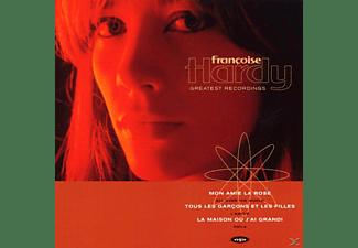 Françoise Hardy - Greatest Hits  - (CD)