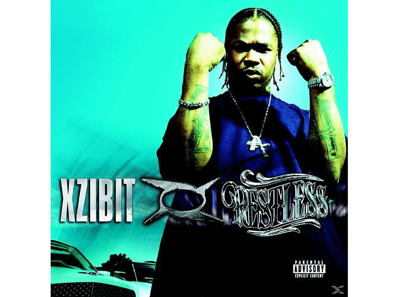 Xzibit - RESTLESS [CD]