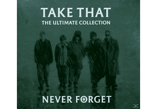 Take That - Never Forget: The Ultimate Collection - (CD)