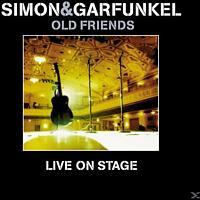 Simon & Garfunkel - Old Friends Live On Stage [CD]