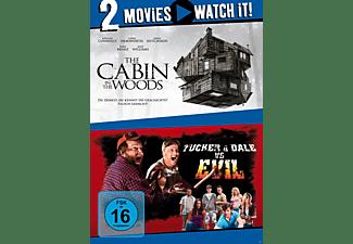 Cabin in the Woods, Tucker & Dale DVD