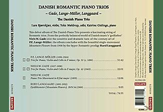 Danish Piano Trio - Romantische Klaviertrios Aus Dänemark  - (CD)