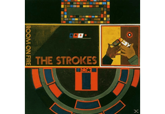 The Strokes - ROOM ON FIRE  - (CD)