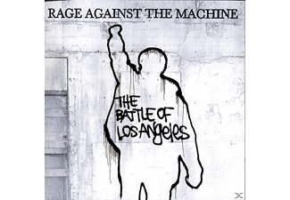 Rage Against The Machine - BATTLE OF LOS ANGELES [CD]