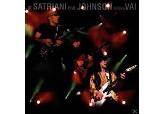 Eric Johnson - G3-Live In Concert  - (CD)