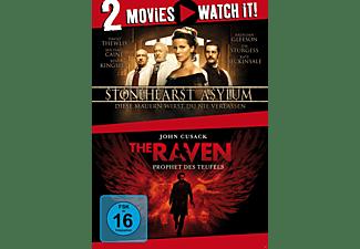 STONEHEARST ASYLUM/THE RAVEN DVD