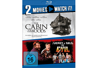 Cabin in the Woods, Tucker & Dale Blu-ray
