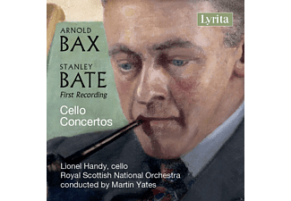 Lionel Handy, Royal Scottish National Orchestra - Bax & Bate: Cello Concertos - (CD)
