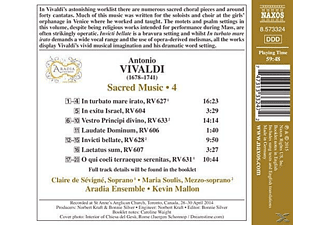 Aradia Ensemble - In Turbato Mare Irato/In Exitu Israel/+  - (CD)