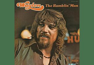 Waylon Jennings - Ramblin' Man  - (Vinyl)