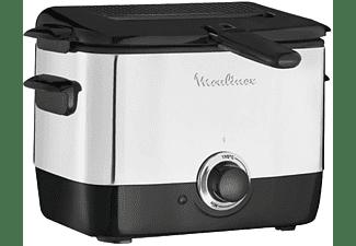 Freidora - Moulinex AF 2200 Minifrito Potencia 1000W, Capacidad 1L, Termostato regulable de