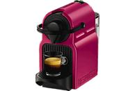 KRUPS XN1007 Nespresso Inissia Kapselmaschine Fuchsia Velvet