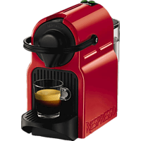 KRUPS XN1005 Nespresso Inissia Kapselmaschine, Ruby Red