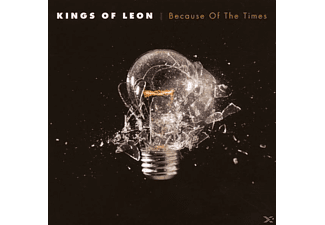 Kings Of Leon - Because Of The Times  - (CD)