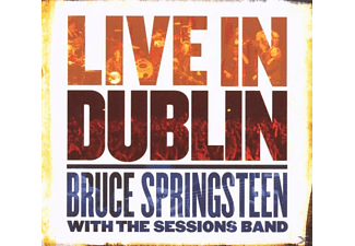 Bruce Springsteen, SPRINGSTEEN,BRUCE & SESSIONS BAND,THE - Live In Dublin  - (CD)